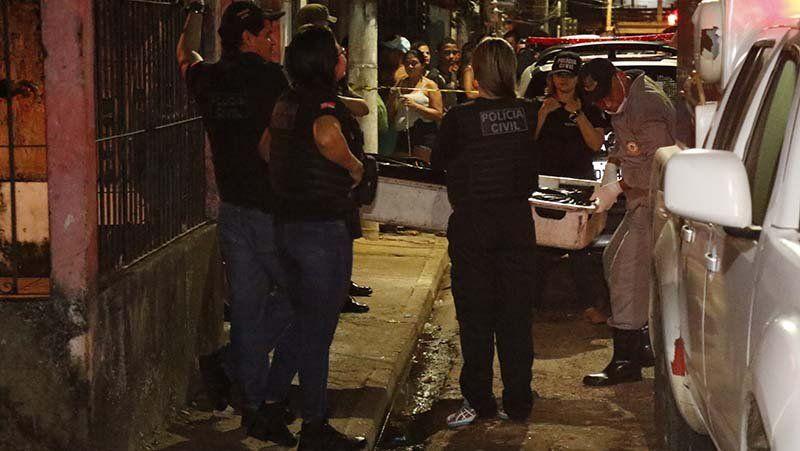 O crime aconteceu na noite desta sexta-feira (31) no bairro da Condor, em Belém