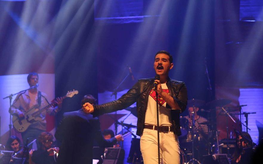 Imagem ilustrativa da notícia: Musical traz a magia do Queen a Belém