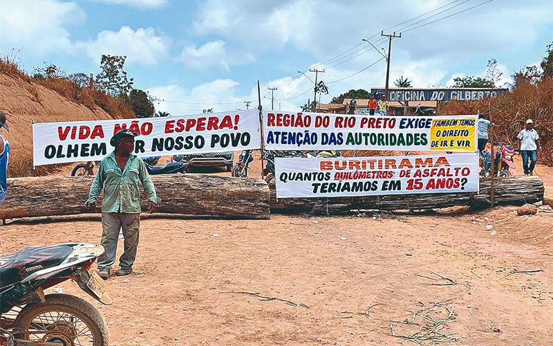 Imagem ilustrativa da notícia: Buritirama comete crime ambiental e dá falsas informações à SEMAS