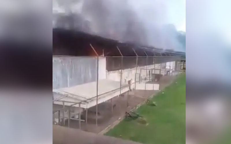 Imagem ilustrativa da notícia: Massacre em presídio de Altamira é o 2º grande motim do ano no país