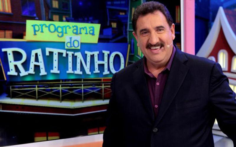 Imagem ilustrativa da notícia: Ratinho desmaia ao vivo no palco e motivo preocupa fãs