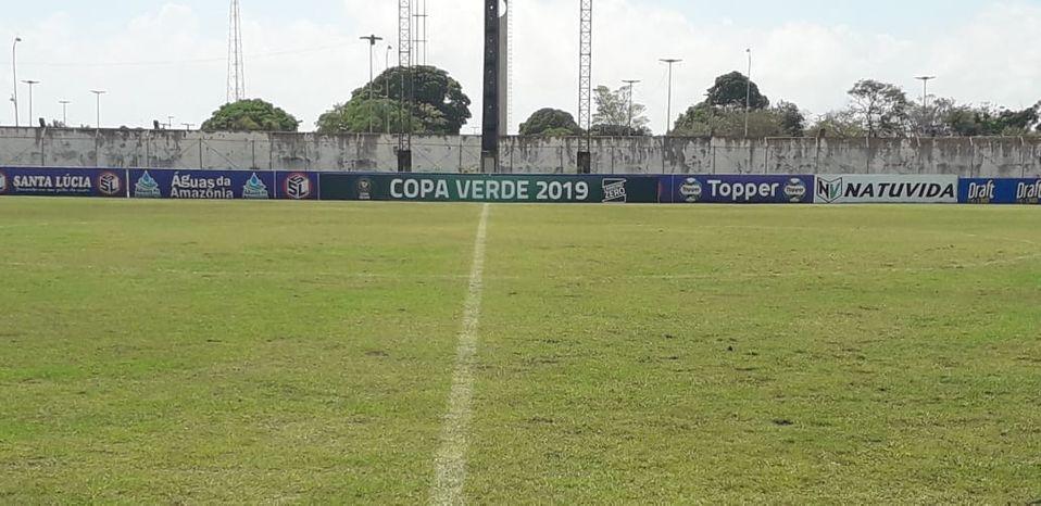 Imagem ilustrativa da notícia: Assista no DOL Santos-AP X Bragantino pela 2ª fase da Copa Verde