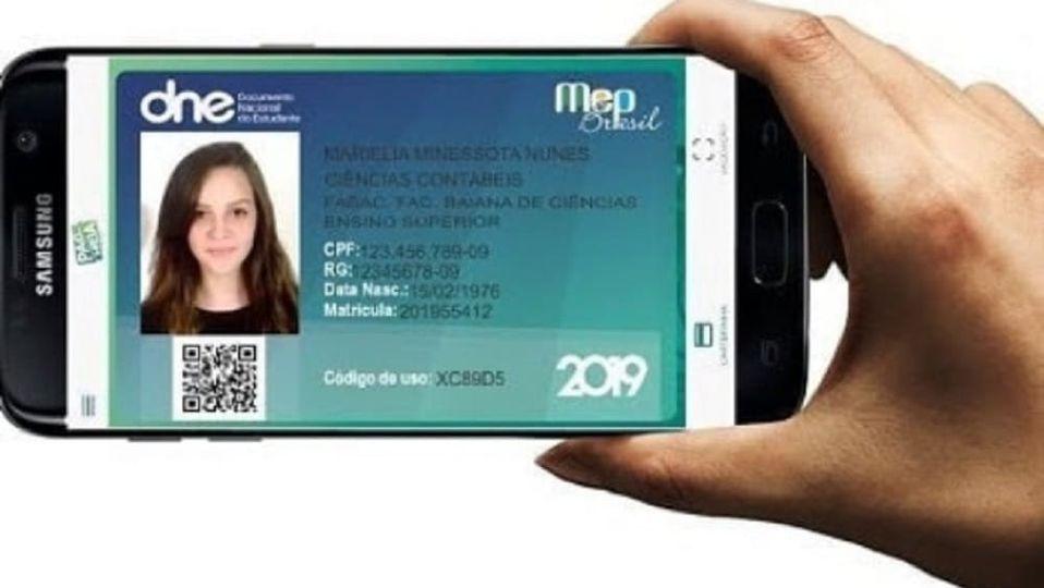 Imagem ilustrativa da notícia: Governo Federal lança carteira estudantil digital e gratuita
