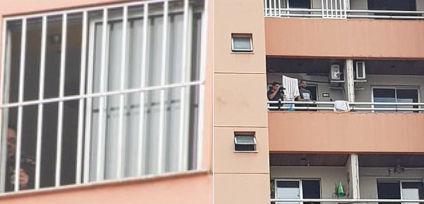 Imagem ilustrativa da notícia: Remo faz piada com suposto 'espião bicolor' gravando partida