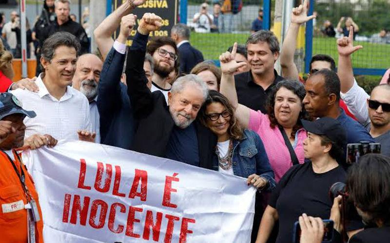 Imagem ilustrativa da notícia: Afinal, quem também é beneficiado pela decisão do STF que libertou Lula?