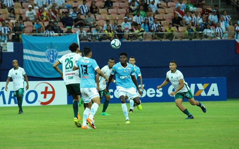 O jogo entre Nacional e Paysandu teve local confirmado hoje pela CBF