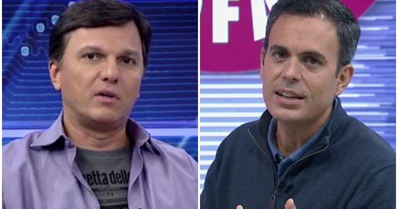 Imagem ilustrativa da notícia: Tiago Maranhão deixa a Globo após brigar com colega de ESPN