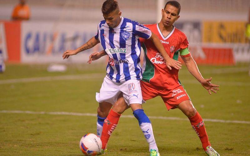 Imagem ilustrativa da notícia: Paysandu defende invencibilidade contra o Boa Esporte-MG em casa