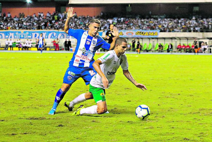 Leandro Lima é um dos que não estarão na Curuzu ano que vem