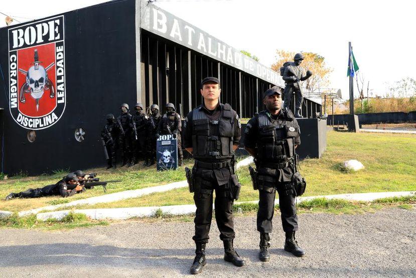 Imagem ilustrativa da notícia: Deputados aprovam projeto que cria o Bope no Pará e reorganiza a PM