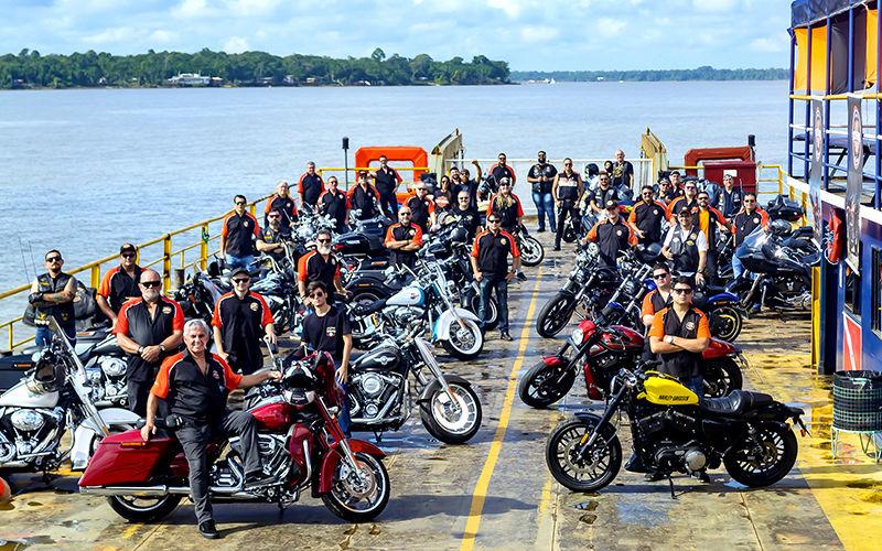 Imagem ilustrativa da notícia: Harleyros do Pará: paixão por motocicletas faz paraenses ganharem destaque internacional