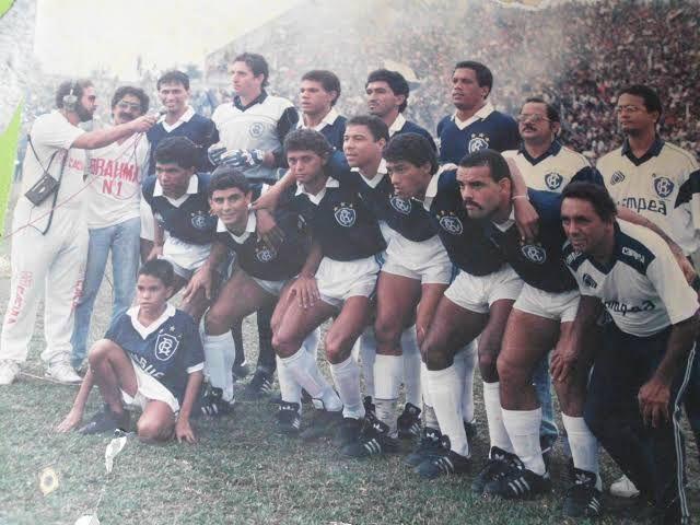 Imagem ilustrativa da notícia: Ídolo remista relembra tabu 33:'Fui procurado pelo rival para não jogar Re-Pa'