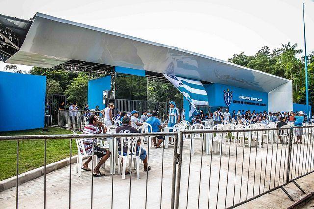Imagem ilustrativa da notícia: Paysandu fecha parcerias para construção de centro de treinamento