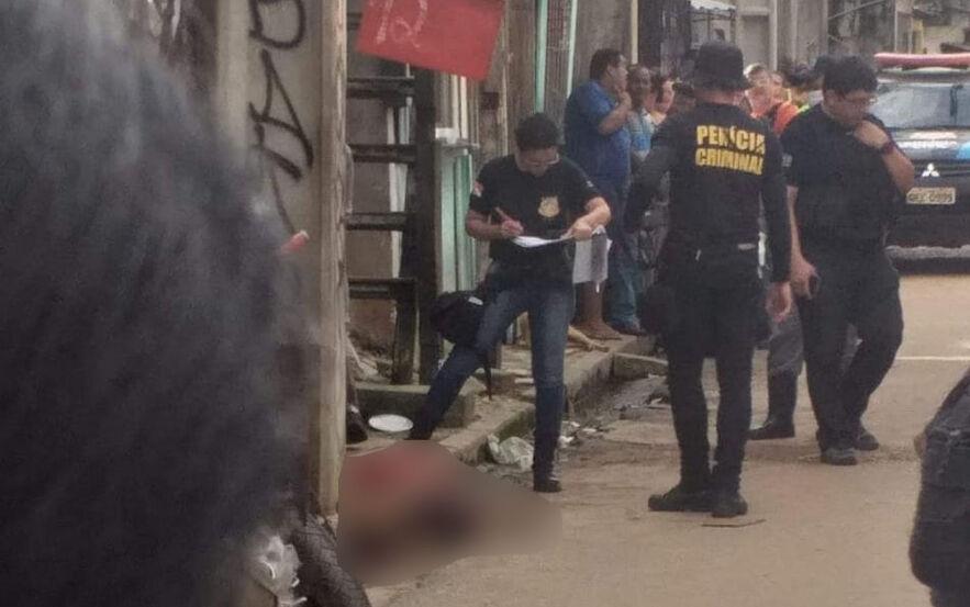Imagem ilustrativa da notícia: Um morto e um baleado no bairro do Jurunas neste sábado (29)
