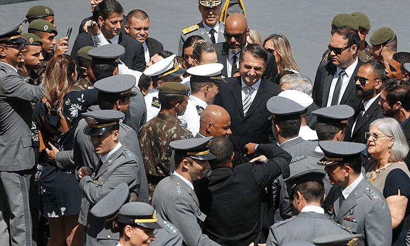 Ao longo do último mês, ao menos 21 militares foram nomeados, de acordo com levantamento feito pela reportagem em publicações do Diário Oficial da União.