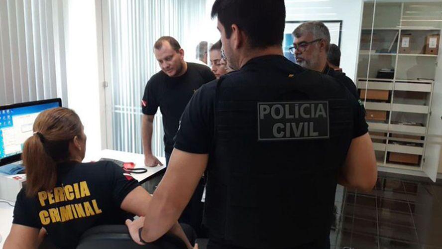 Imagem ilustrativa da notícia: Participantes de manifestação são autuados pela Polícia Civil em Belém