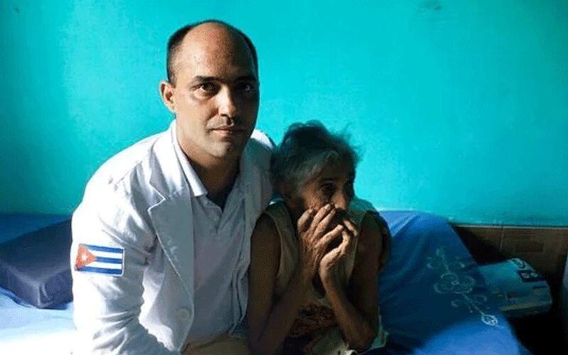 Imagem ilustrativa da notícia: Médico cubano que virou ambulante no Marajó volta a atender no Pará