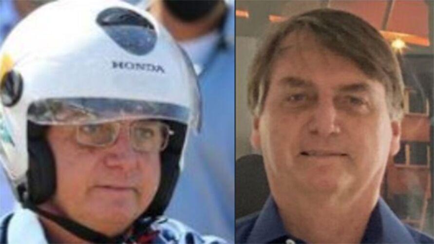 Imagem ilustrativa da notícia: Bolsonaro inchado por causa da cloroquina? Leia a coluna de Leandro Mazzini