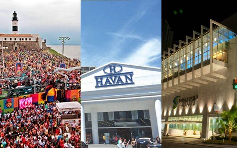 Coluna de hoje fala de negócios nacionais como o tradicional carnaval de Salvador