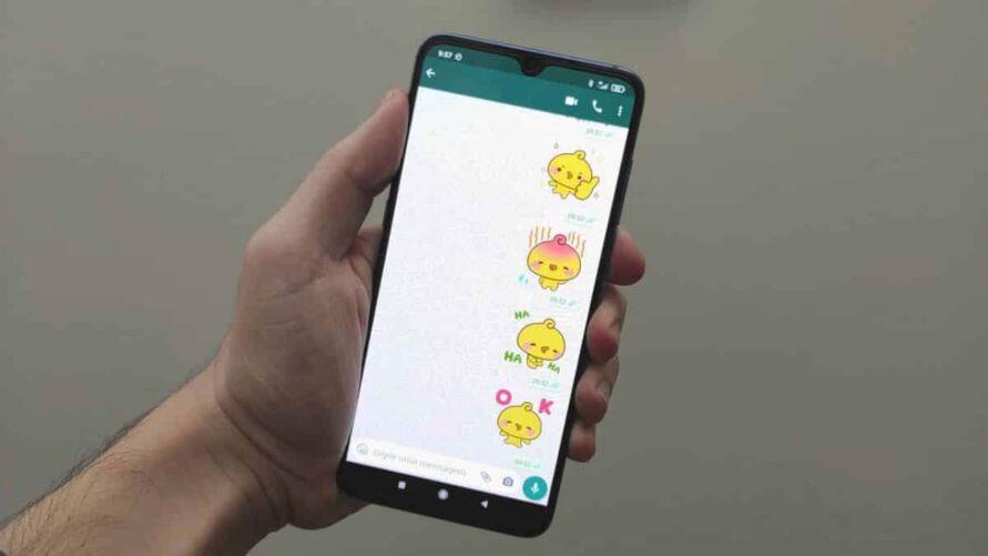 Imagem ilustrativa da notícia: Como encontrar e baixar as figurinhas animadas do WhatsApp