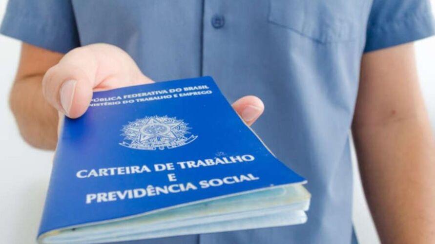 Portal oferece vagas de emprego em diversas áreas.