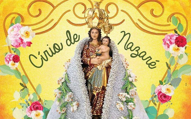 Imagem ilustrativa da notícia: Conheça o cartaz oficial do Círio de Nazaré 2020