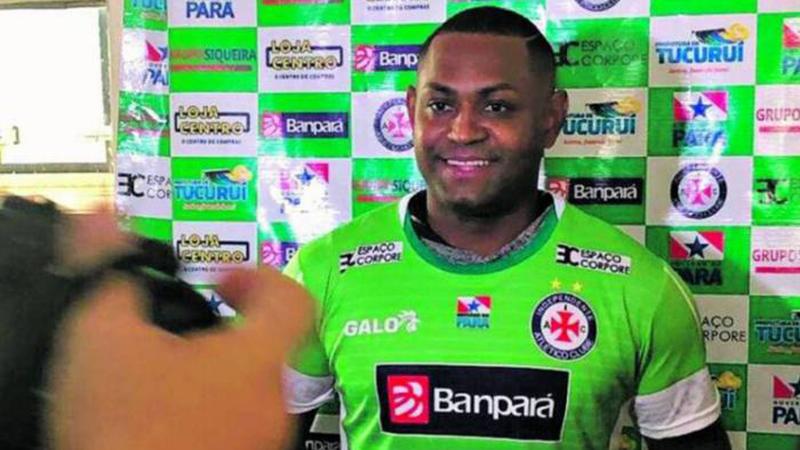 Imagem ilustrativa da notícia: Jobson pode jogar no mesmo time do goleiro Bruno