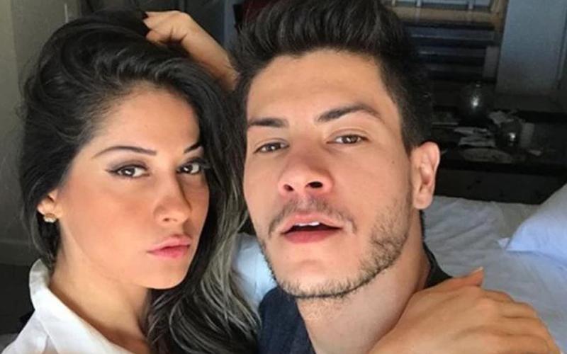 O ator e cantor se posicionou após acusações feitas pela ex-companheira