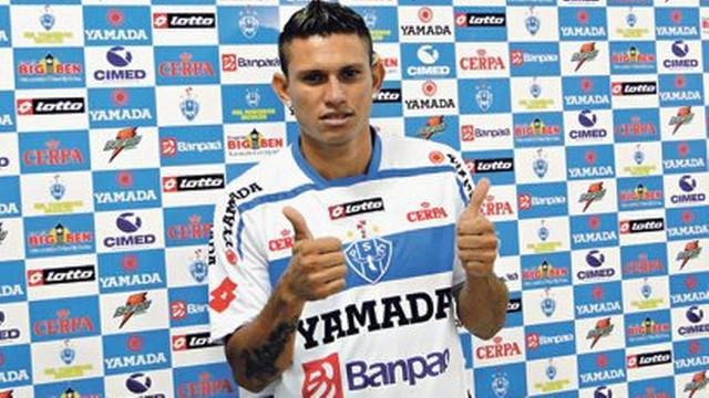 Imagem ilustrativa da notícia: Revelação do Paysandutem contrato cancelado e fica sem clube