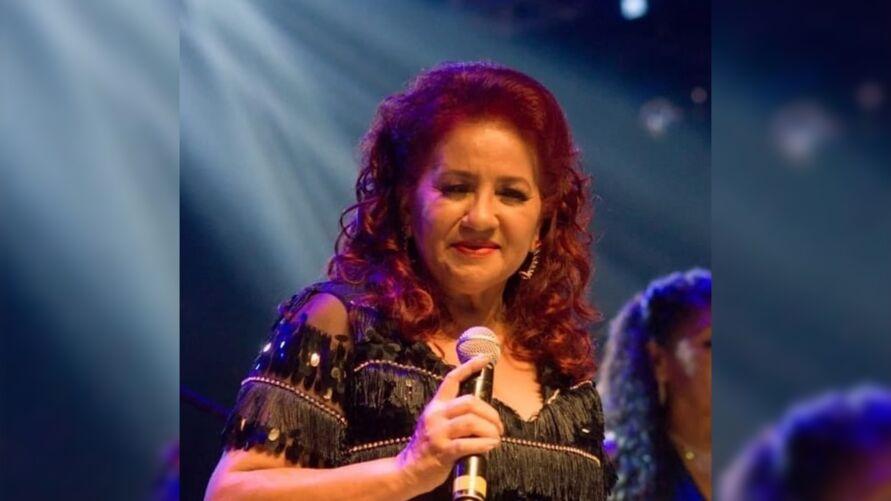 Imagem ilustrativa da notícia: Cleide Moraes, a Rainha da Saudade, morre em acidente na estrada de Mosqueiro