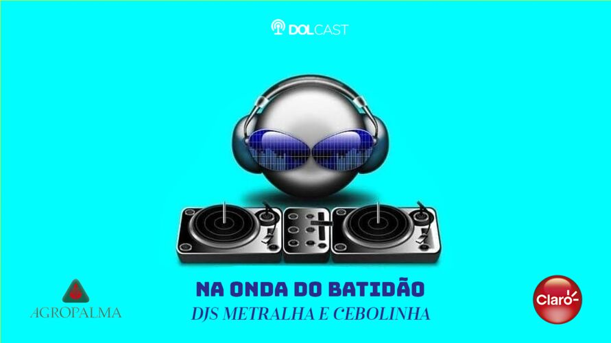 """Imagem ilustrativa da notícia: Hora de música e diversão no Dolcast """"Na Onda do Batidão"""""""