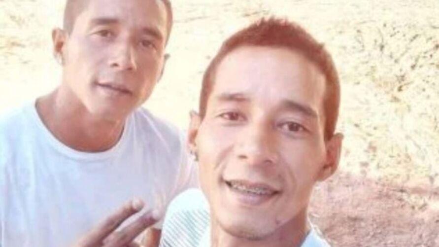 Alexandre e Rafael Muler Passos, de 31 anos, foram assassinados a tiros nesse fim de semana