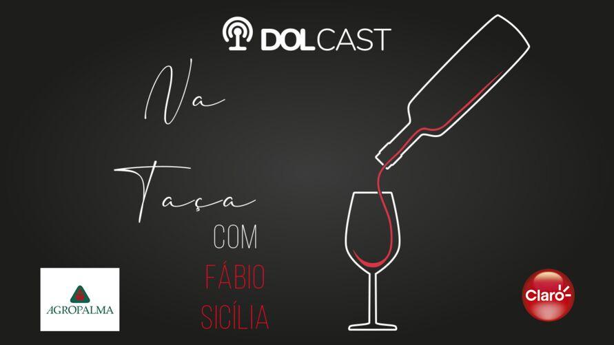 """Imagem ilustrativa do podcast: A coluna """"Na Taça"""" está no ar com o mundo dos vinhos"""