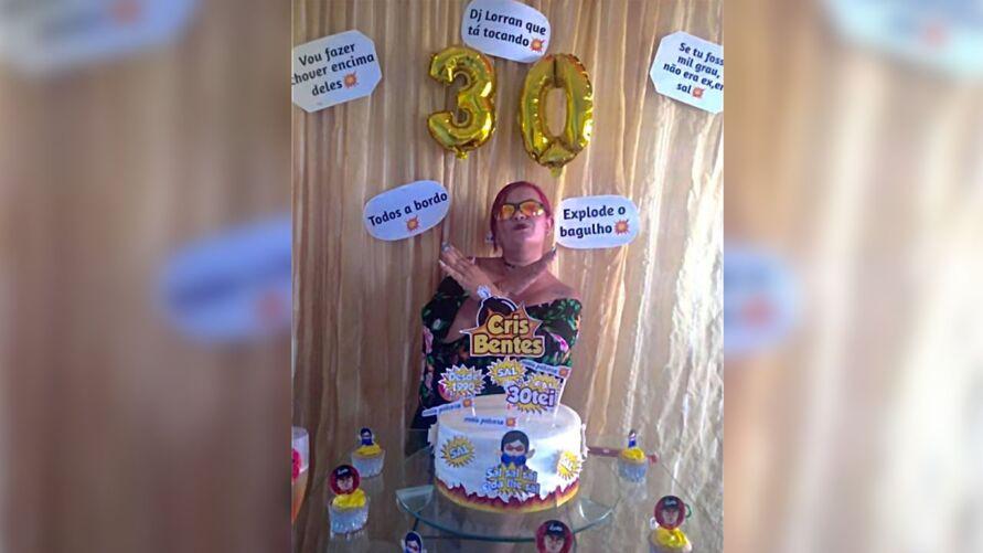Imagem ilustrativa da notícia: Foi sal! Tema de festa de aniversário bomba nas redes sociais
