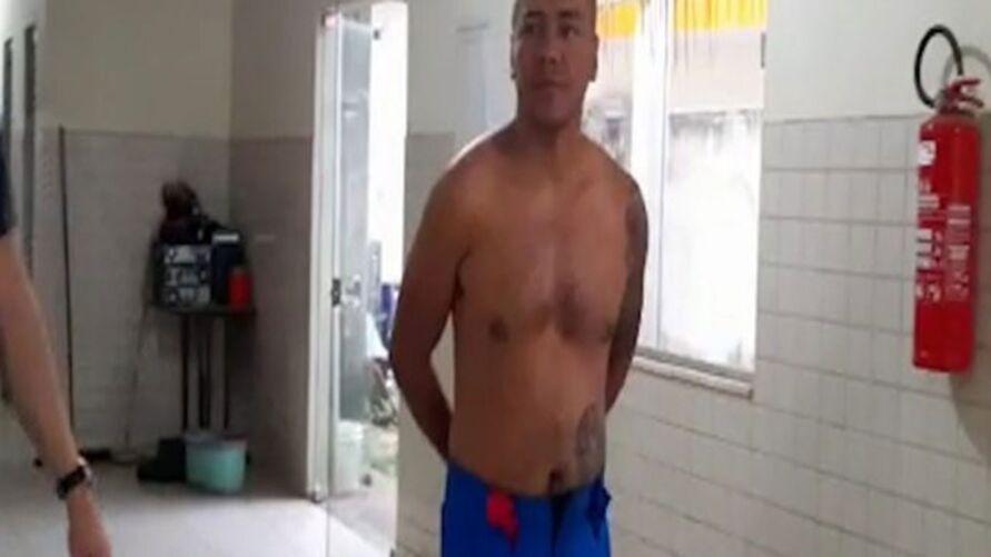 Nazareno Borges Leitão, 41 anos, foi preso na tarde desta segunda-feira (2), em Parauapebas