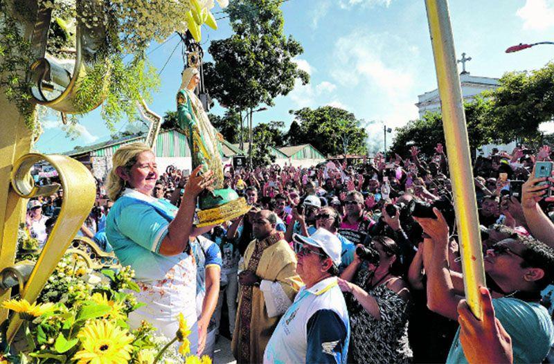 Imagem ilustrativa da notícia: Círio de Nossa Senhora das Graças, em Icoaraci, será neste domingo