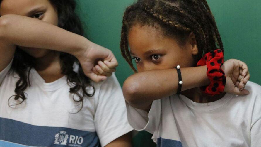 Imagem ilustrativa da notícia: Mais de 20% das crianças estão matriculadas em escolas sem saneamento
