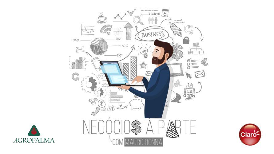 """Imagem ilustrativa da notícia: Mauro Bonna e a coluna """"Negócios à Parte"""""""