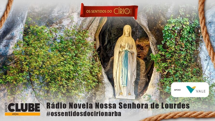 Imagem ilustrativa do podcast: Rádio Novela Nossa Senhora de Lourdes