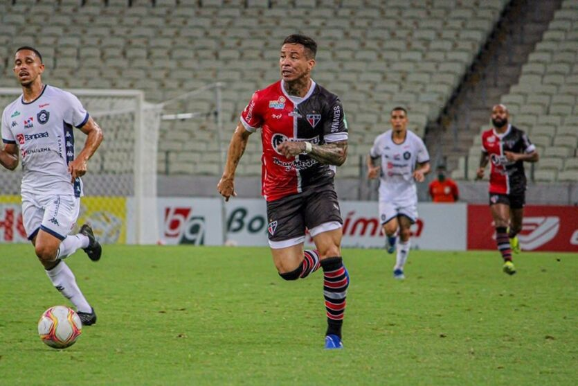Imagem ilustrativa da notícia: Vídeo: veja o gol de Ferroviário X Remo pela Série C