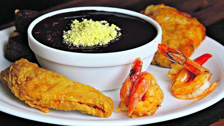 O público escolheu entre restaurantes que apresentam pratos de todos as culturas locais e nacionais