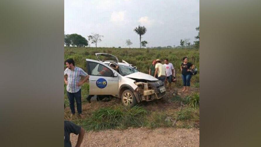 As circunstâncias do acidente ainda são desconhecidas