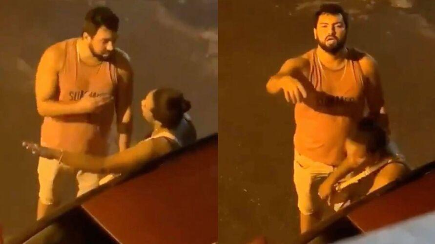 Imagem ilustrativa da notícia: Homem que agrediu mulher em rua já manteve a própria mãe em cárcere