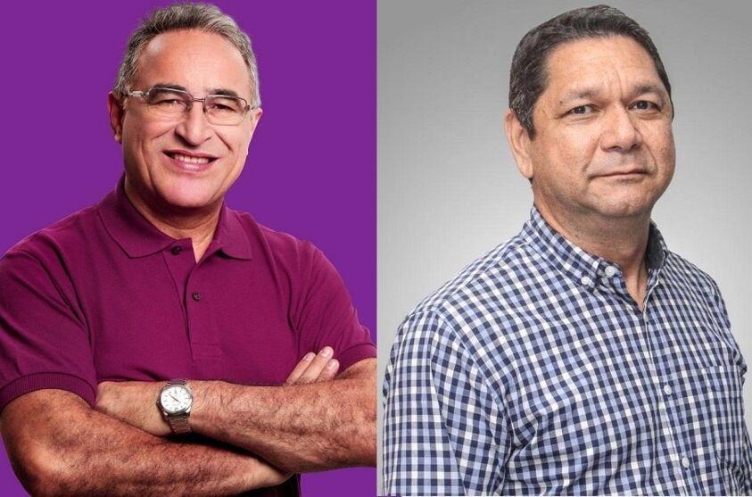 Imagem ilustrativa da notícia: Pesquisa mostra Edmilson Rodrigues com58.3% e Everaldo Eguchi com41,7%