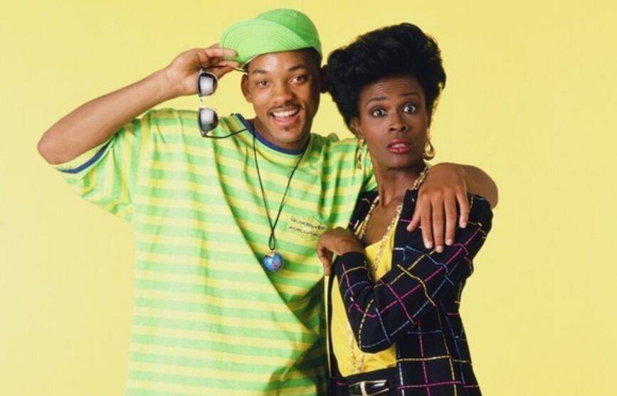 Janet ficou na série até a terceira temporada. Quando a quarta estreou, em 1993, o público notou que ela havia sido substituída por outra atriz, Daphne Maxwell-Reid. Era só o começo da confusão.