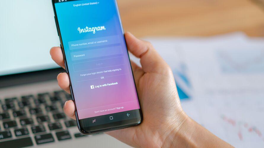 Imagem ilustrativa da notícia: Instagram usará câmera frontal para espionagem?