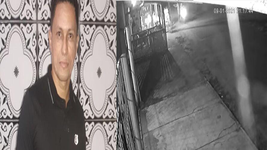 Haroldo Farias Ribeiro, 38 anos, foi assassinado a tiros durante um assalto