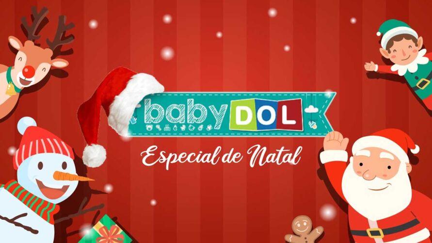 No BABY DOL dessa semana, uma galeria especial de Natal em homenagem aos nossos internautas mirins.