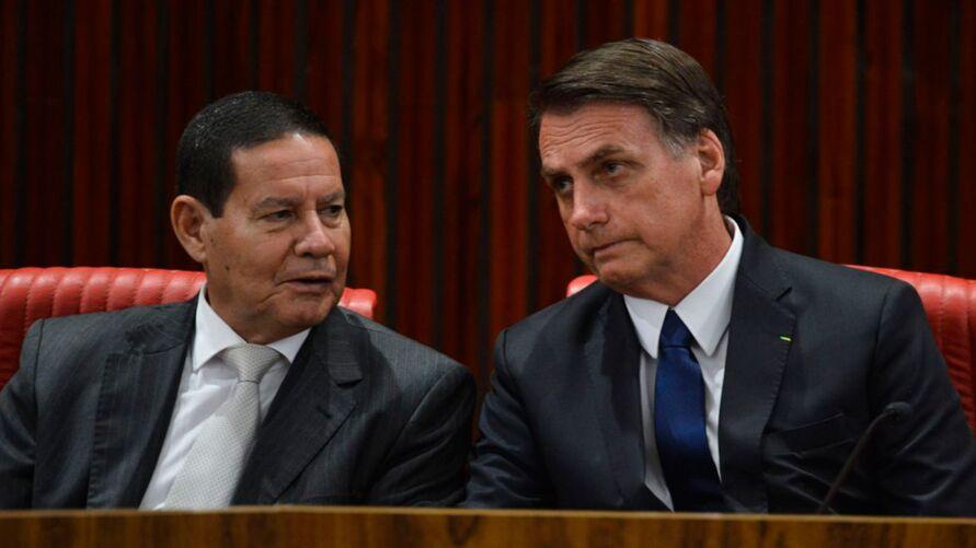 Ação é a segunda contra a chapa que elegeu Jair Bolsonaro presidente