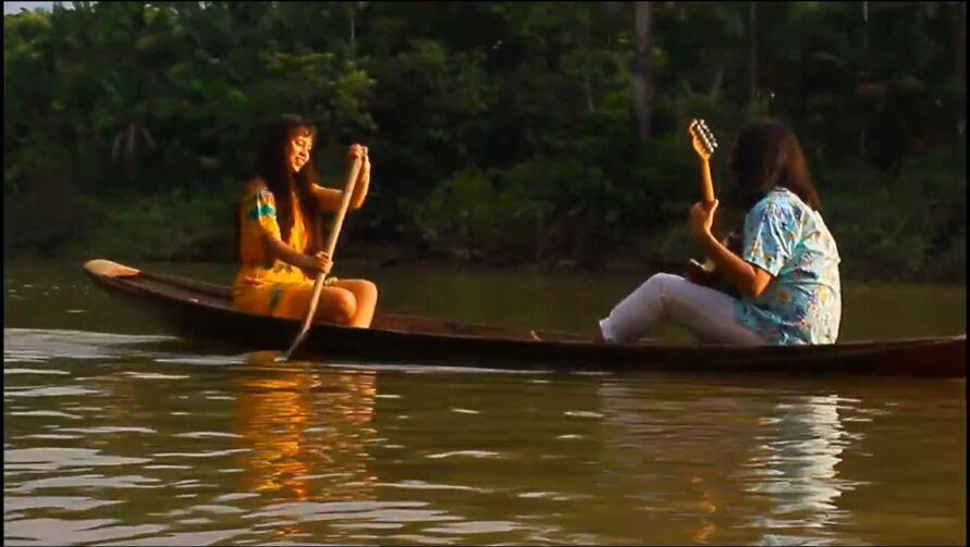 Imagem ilustrativa da notícia: Projeto 'Maré Lançante' divulga clipe sobre o rio Paruruem Abaetetuba